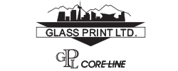 Glass Print GPL Coreline
